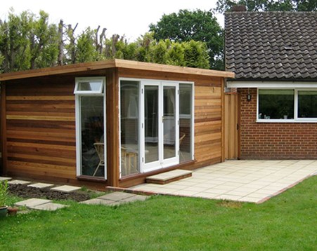 Outdoor Rooms home design